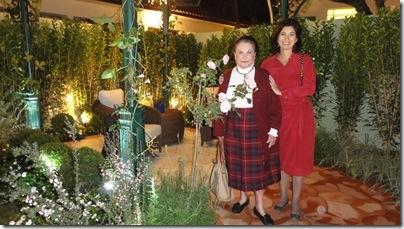 53cfaf57193 Marisa Lima apresenta o Jardim dos Encontros – Uma homenagem à Olga Krell
