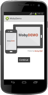 MobyDEMO Powerpoint Presenter