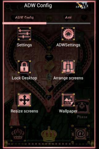 玩娛樂App|ADWTheme粉紅心座冠免費|APP試玩