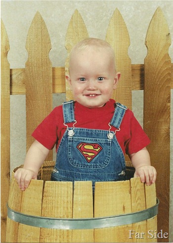 Noah 1 year old in 2000