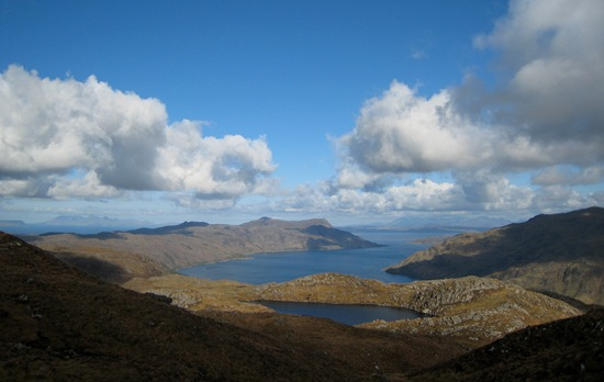 EIGG, RUM & SKYE AND THE MORAR RIDGE