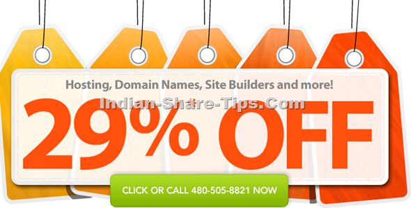 Godaddy discount coupon