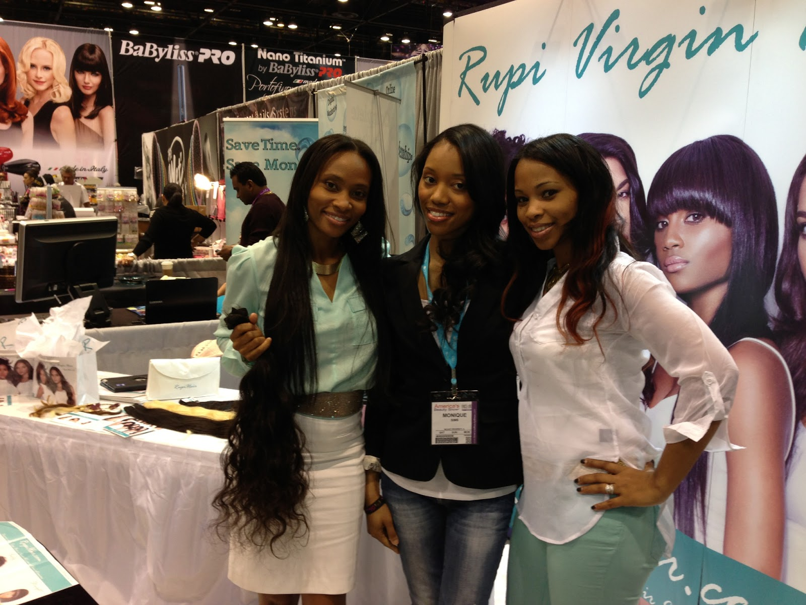 Americas Beauty Show Chicago Candace Avenue