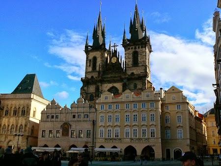 Piata Orasului Vechi - Praga