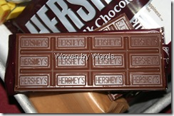 Hershey's Candy Bar