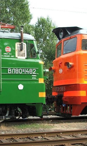 Wallpapers Locomotive Train