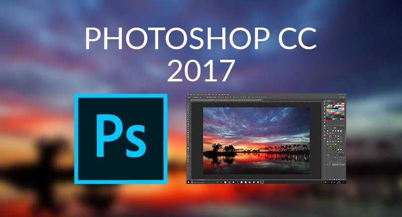 Tải phần mềm Adobe Photoshop CC 2017 Full cờ rắc