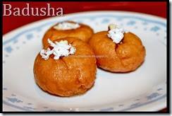 Badusha