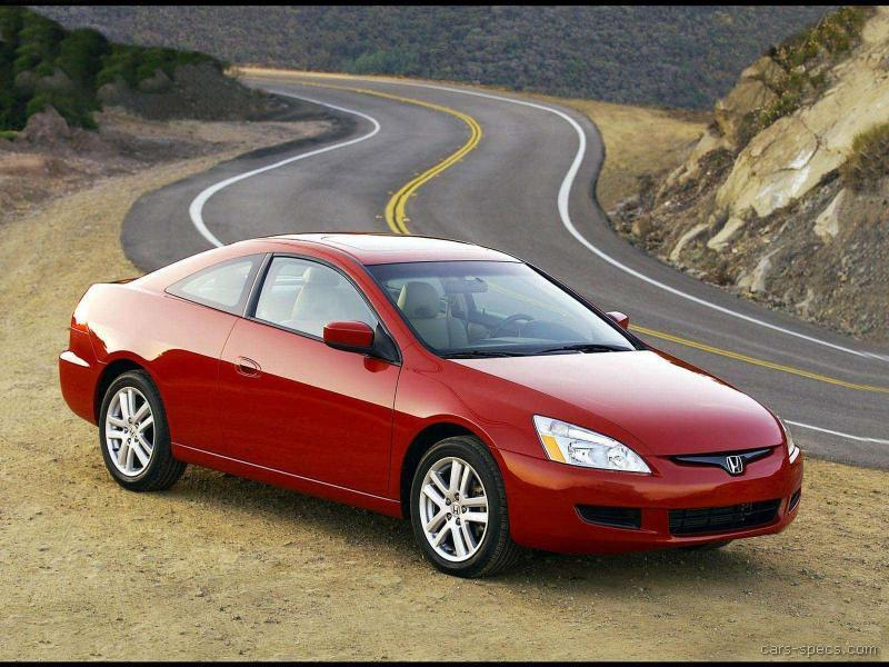 2003 honda accord coupe specifications pictures prices. Black Bedroom Furniture Sets. Home Design Ideas