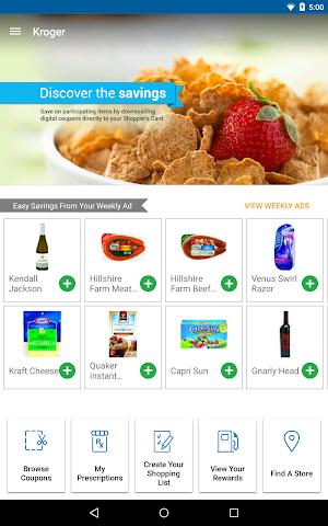4 Kroger App screenshot