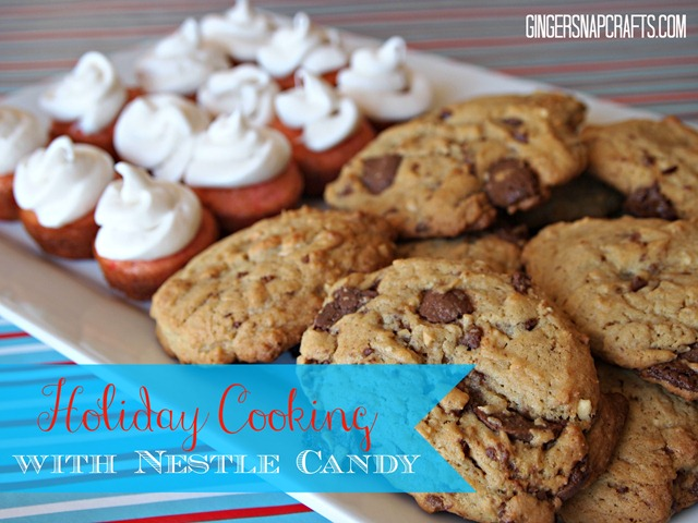 Holiday Cooking with Nestle Candy #HolidayCandy