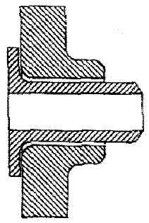Composite Lap Joint Flange