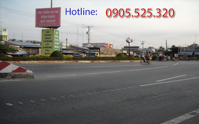 Lắp Đặt Internet FPT Huyện Cái Bè