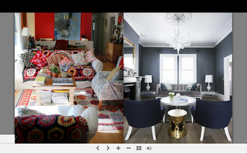 Living Room Design Screenshot Thumbnail