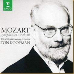 Mozart 40 Koopman