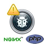 nginx_php-frpm_crash