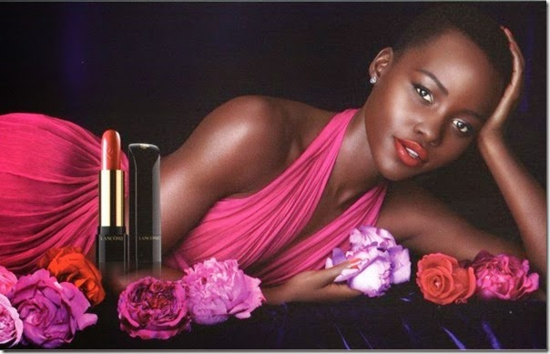 l'absolue rouge lancome lupita nyog'o