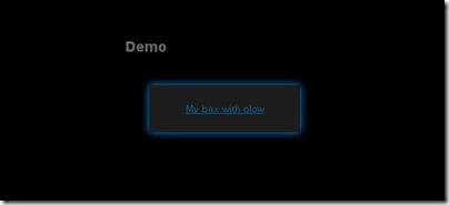 Aspecto del brillo conseguido en el hover de un botón a través de una transición CSS3