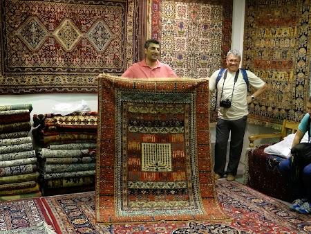06. Covor persan in Iran.JPG