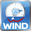 WIND Data Counter icon