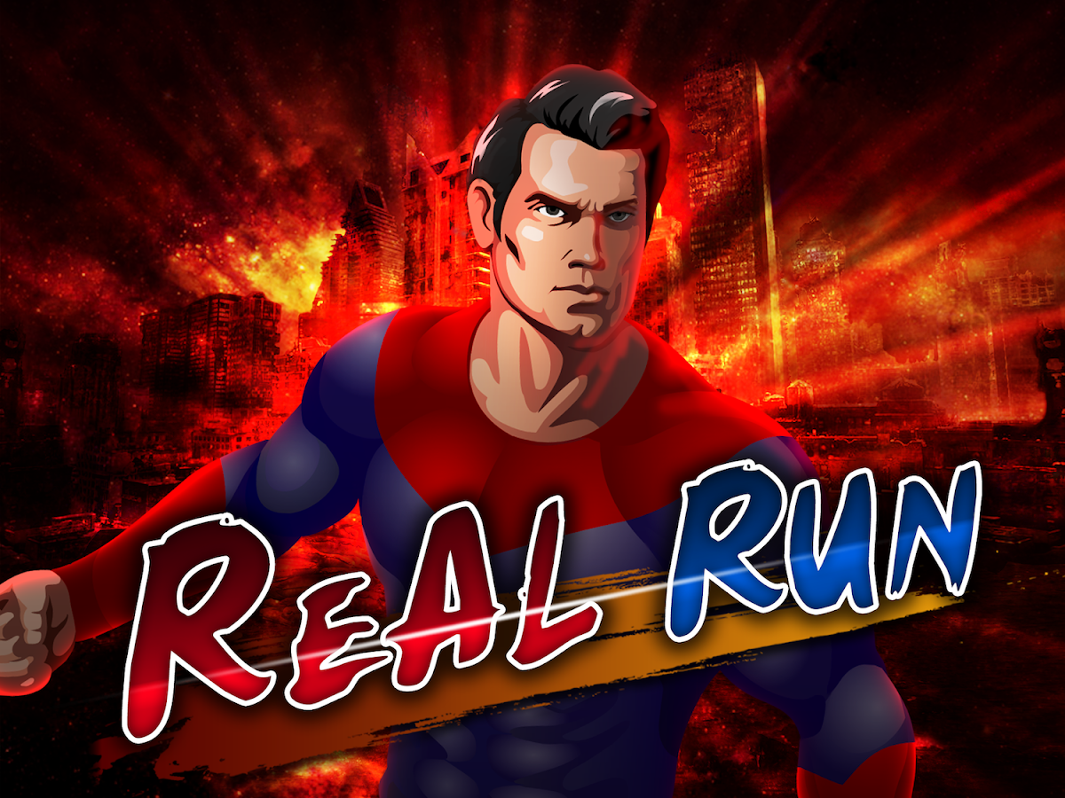 Real Run - Free Endless Runner - screenshot