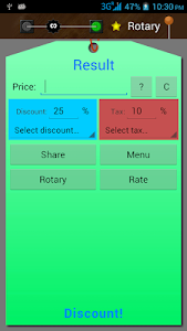 Discount and Tax Calculator screenshot 3