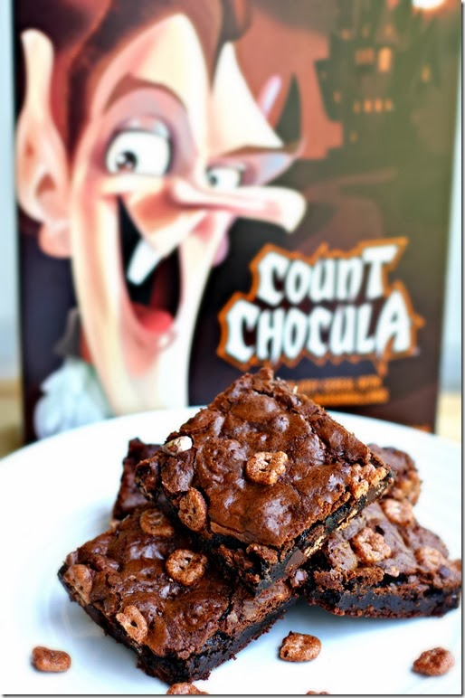 Count Chocula Brownies1