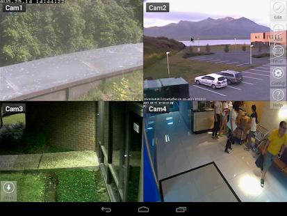Viewer for Foscam ip cameras