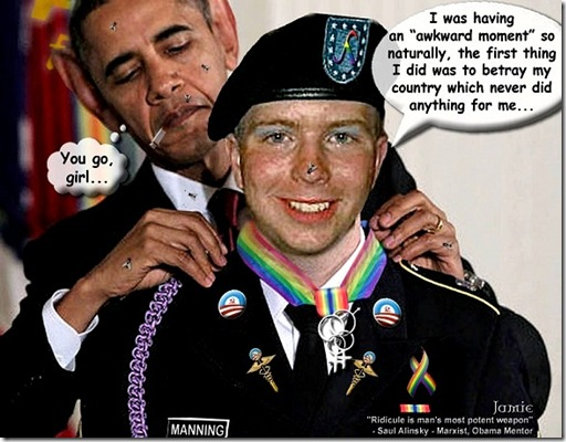 BHO Gay Medals to Manning