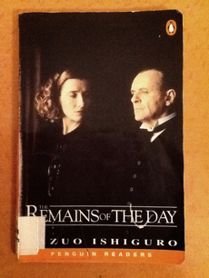 The remains of the day - Zuo Ishiguro