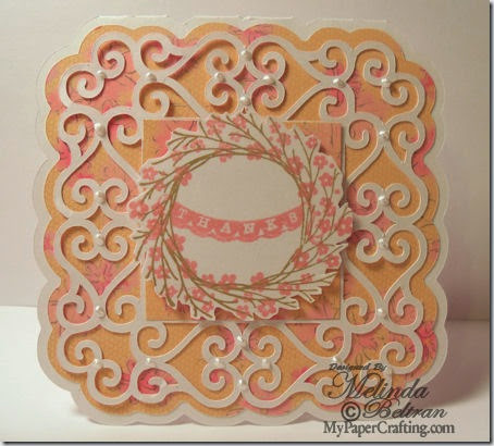 ctmh remarkable wreath thanks card-450