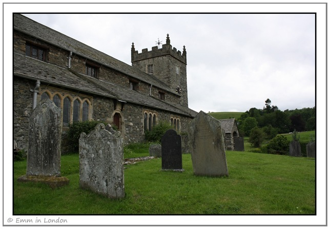 Hawkshead Church