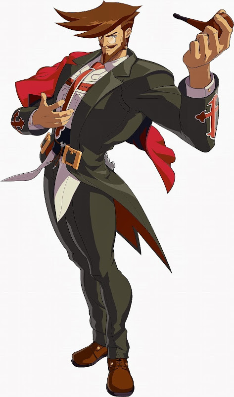 Guilty Gear Xrd -Sign- 08