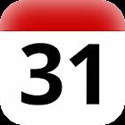NL holidays calendar widget icon