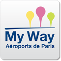 My Way Aéroports de Paris icon