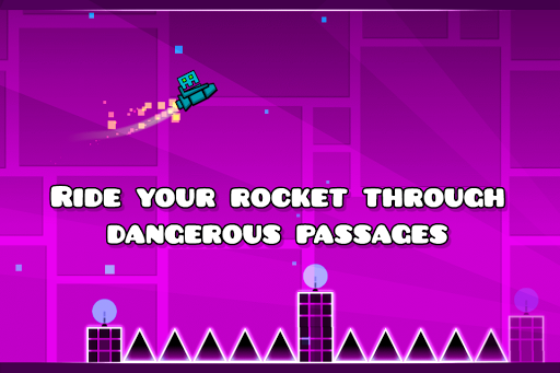 Geometry Dash Lite Παιχνίδια (apk) δωρεάν download για το Android/PC/Windows screenshot