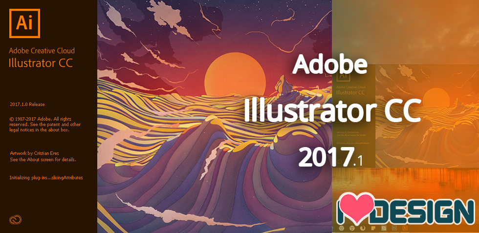 Tải phần mềm Adobe Illustrator CC 2017.1 full cờ rắc - idohoa