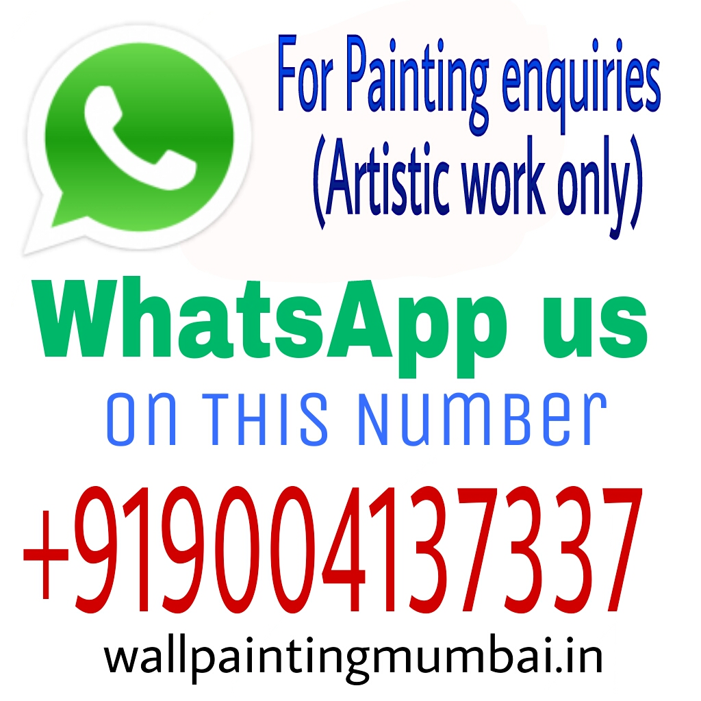 Painting Contractor In Mumbai: PLAY SCHOOL WALL PAINTING: Cartoon Painting Contractor In