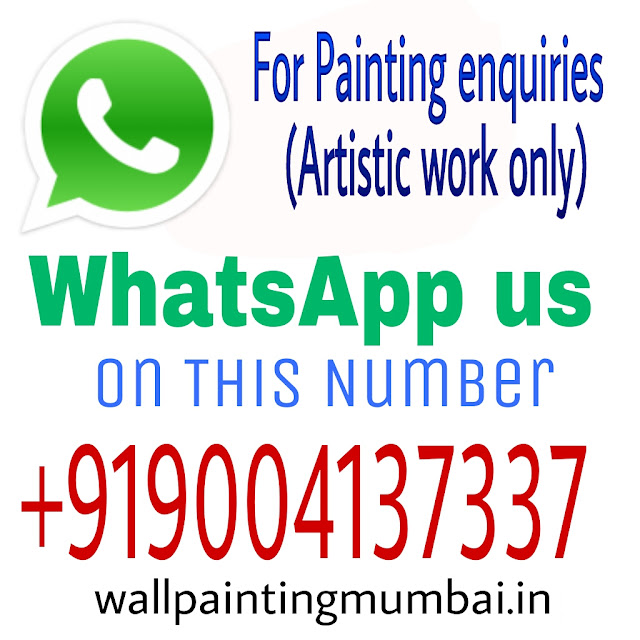Painting Contractor In Mumbai: PLAY SCHOOL WALL PAINTING