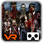 Game Dead Zombies Shootout VR APK for Kindle