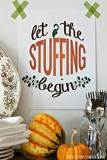 Nest of Posies - Let the Stuffing Begin