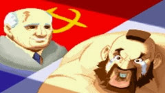 Street Fighter Alpha 2, Finais, Zangief