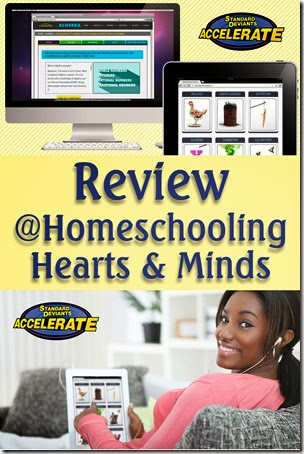 sd accelerate review at Homeschooling Hearts & Minds
