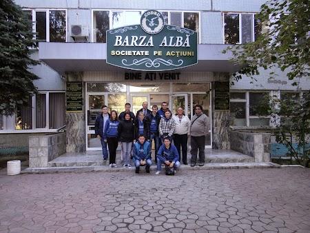 Fabrica divin Barza Alba Balti