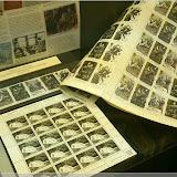 Briefmarken mit Szenen aus Sherlock Holmes Geschichten