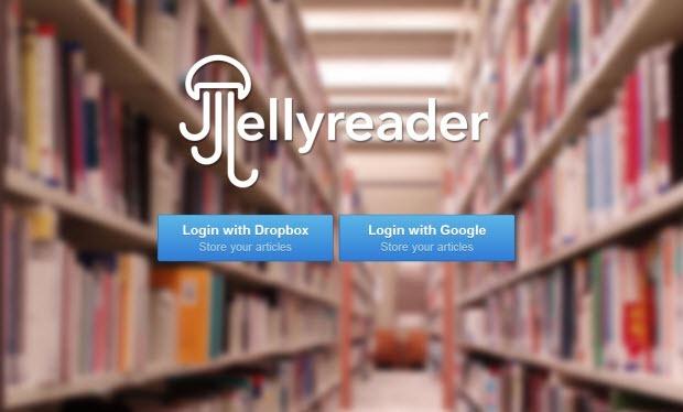 jellyreader