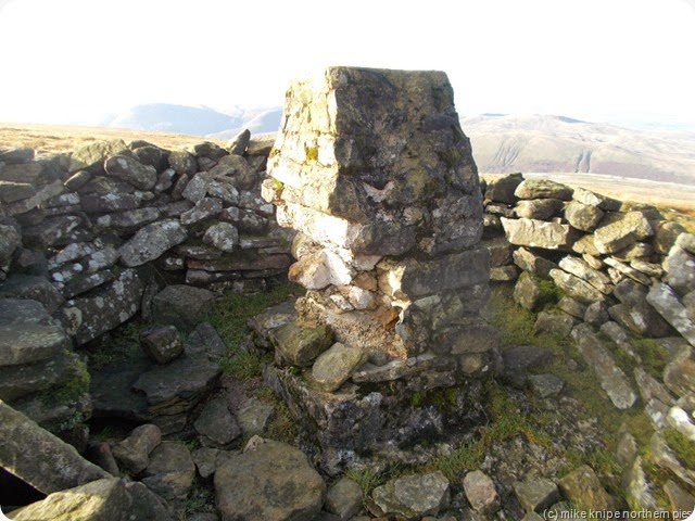 trig point damage