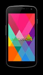 خلفيات نظام أبل الجديد iOS7 للأندرويد - 1