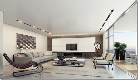 Simple Living Room Decor Apartments Rugs