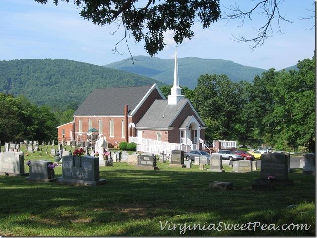 Rodes Church